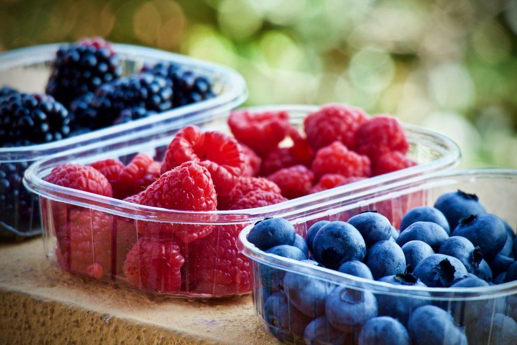 الفاكهة المسموح بها في الرجيم