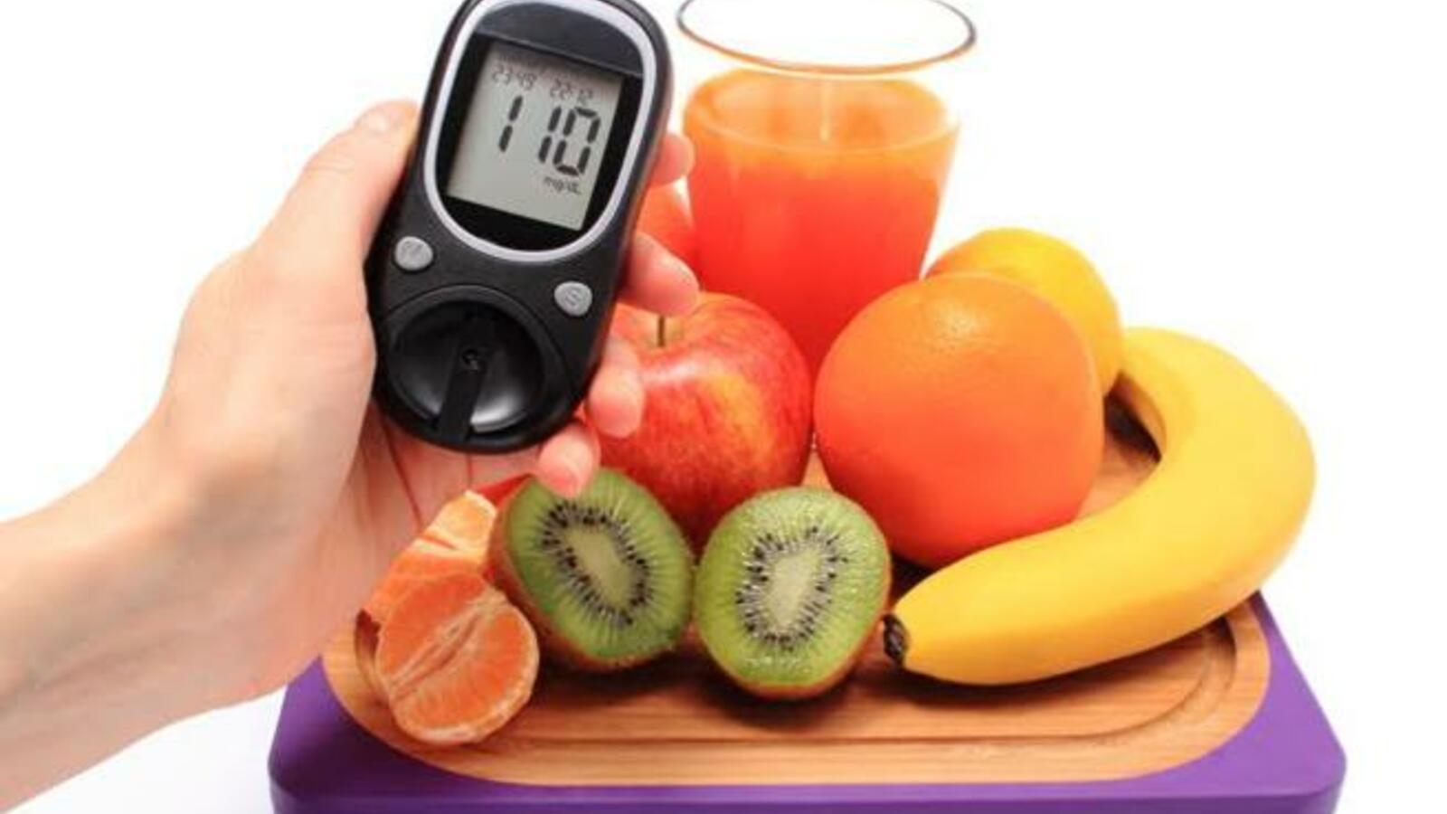 ما هي الاطعمه التي تناسب مرضى السكر