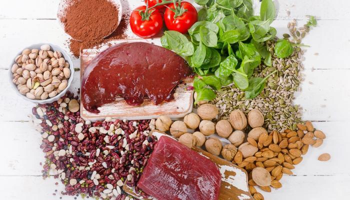الاطعمة التي تزيد من نسبة الدم