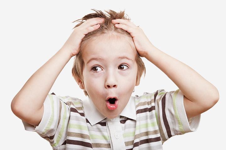 موضوع فيتامينات لتقوية الشعر عند الاطفال
