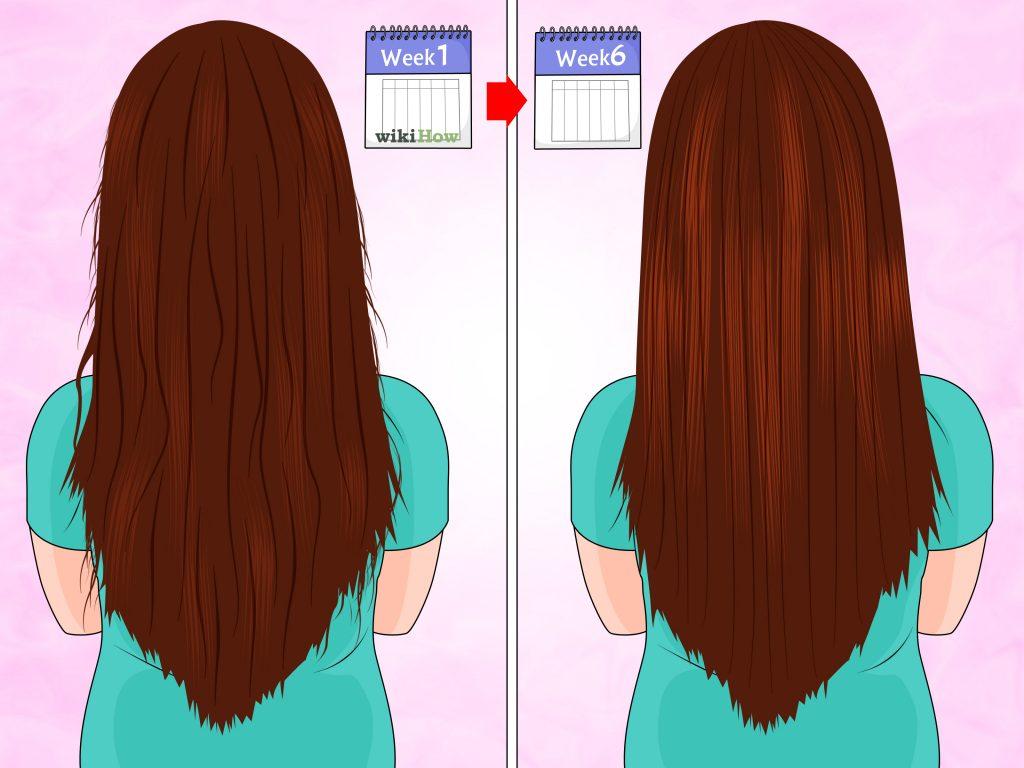 وصفات ناجحة لتطويل الشعر بسرعة